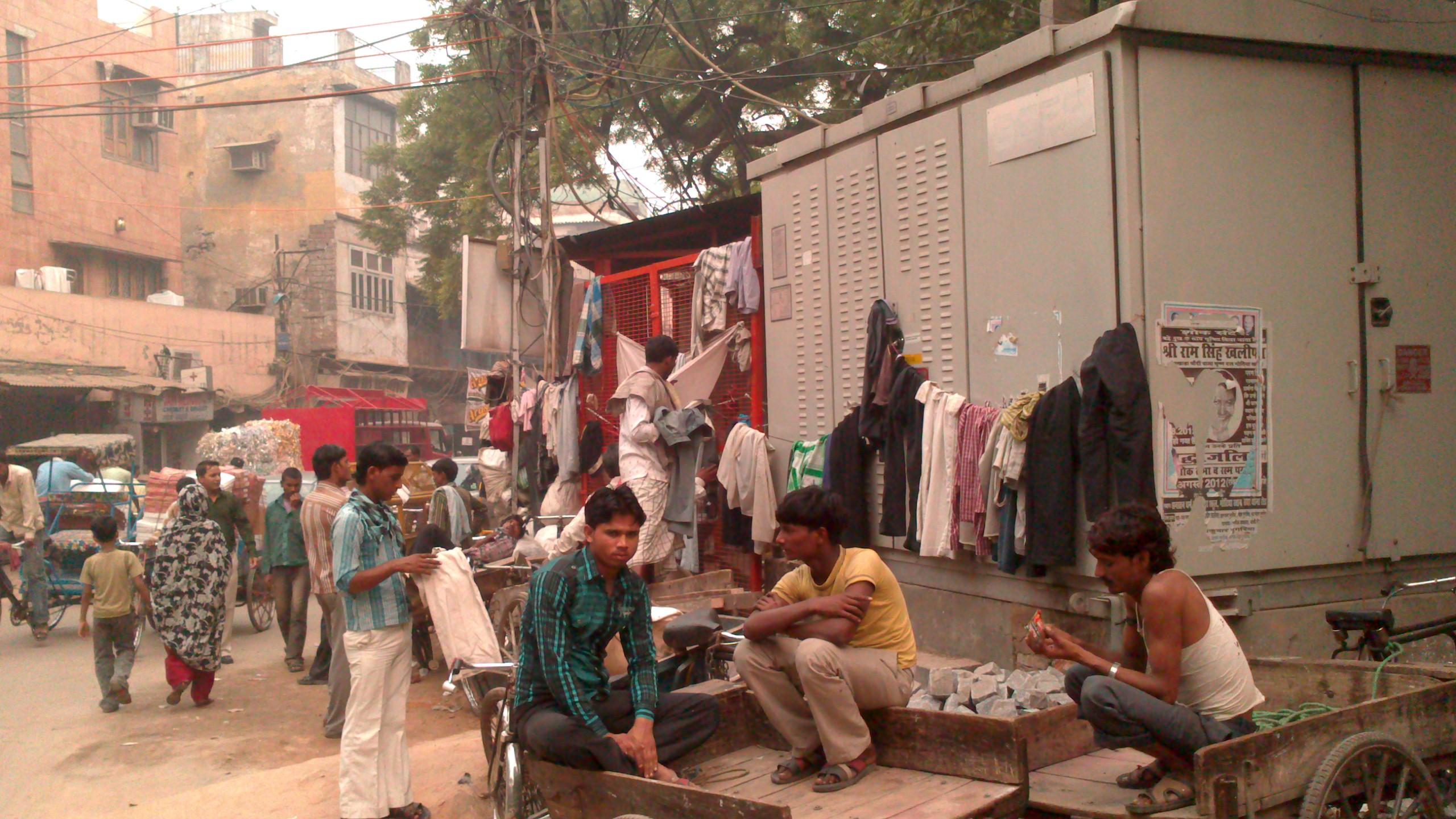Incontri stranieri a Delhi