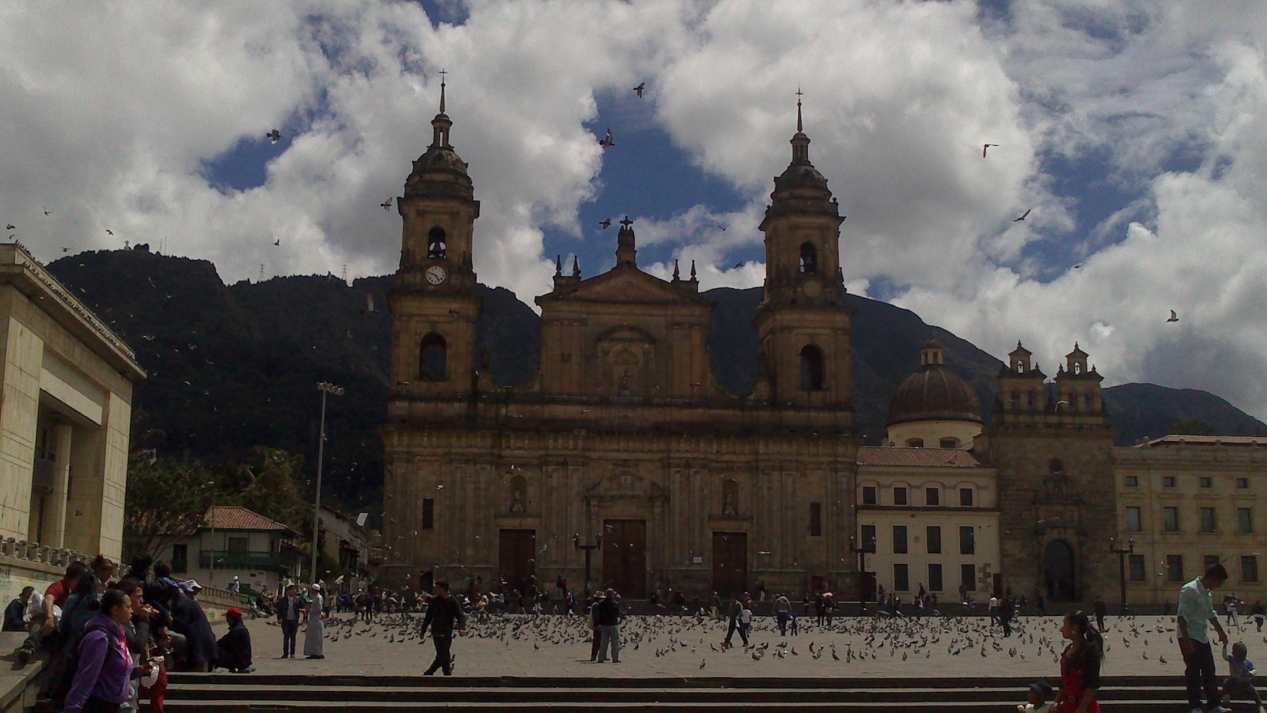 Bogotà Colombia servizio di incontri
