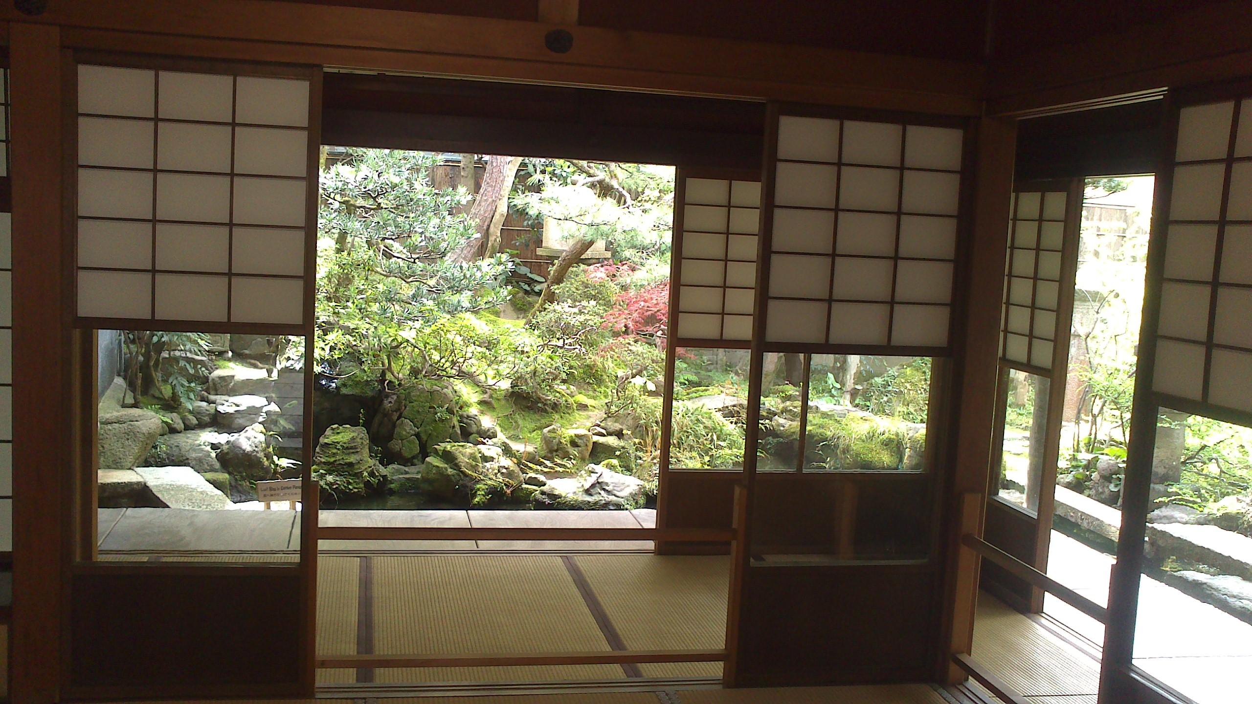 Giappone il villaggio storico di shirakawa ed il giardino for Case del giappone