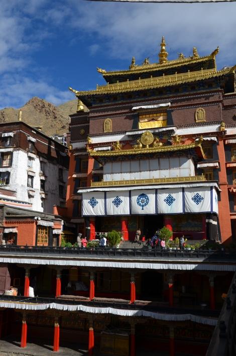 Tashi Lhunpo monastero_Sakya monastero_66
